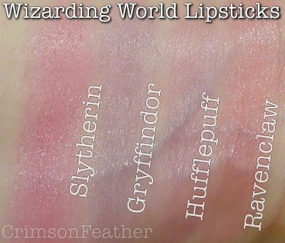 Wizarding-World-Harry-Potter-House-Lipsticks-Swatch