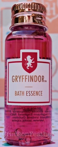 Day-12-Harry-Potter-Advent-Calendar-2019-Mini-Gryffindor-Bath-Essence