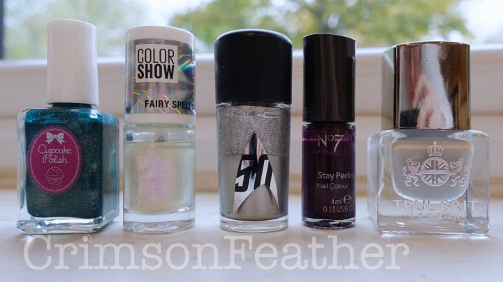 5 by 5 Nail Polish Project Pan