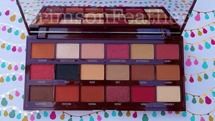 I-Heart-Revolution-Cranberries-And-Chocolate-Palette