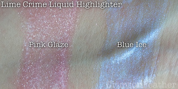 Lime-Crime-Liquid-Highlighter-Hi-Lite-Pink-Glaze-Blue-Ice-Swatch