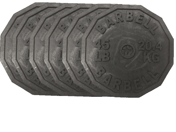 12 sided weights