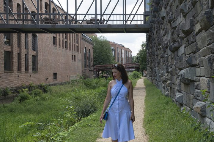 DC Wanderings: You'll Find Nary a Native at this Georgetown Hotspot