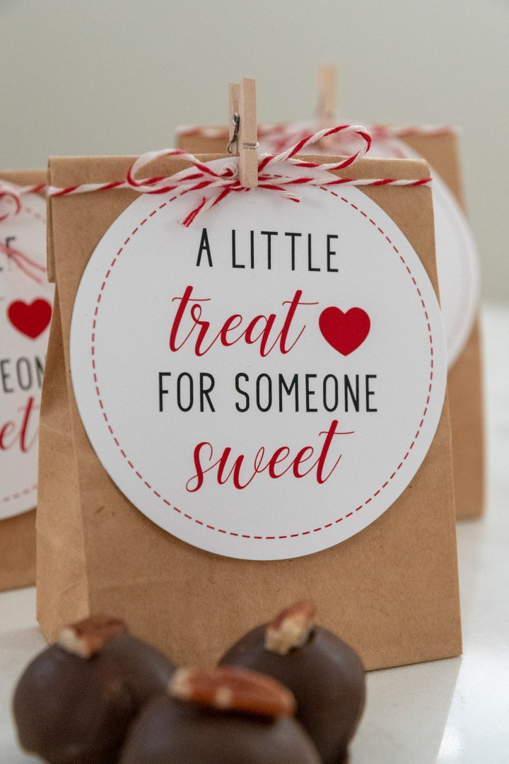 A Little Treat for Someone Sweet: Printable Valentine's ...