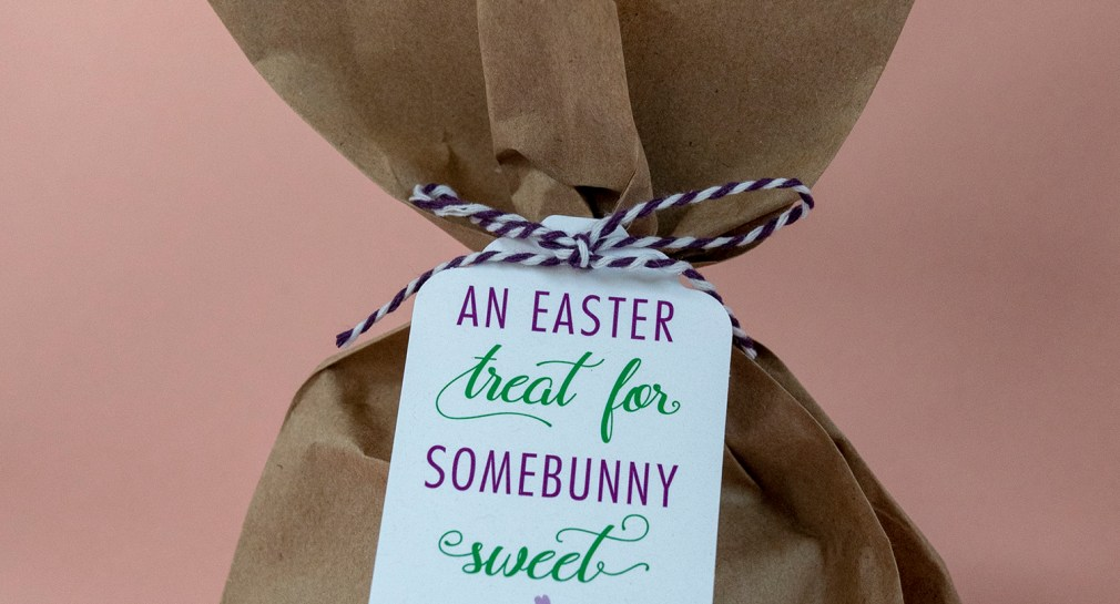 An Easter Treat for Somebunny Sweet Gift Tags