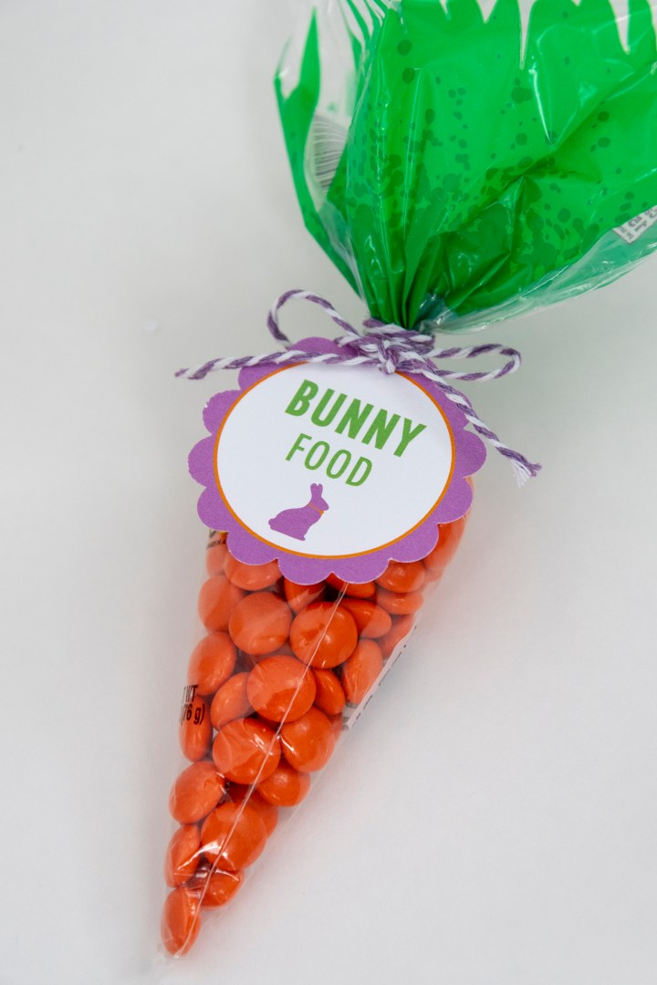 Free Printable Tags for Easter Baby Shower Favors
