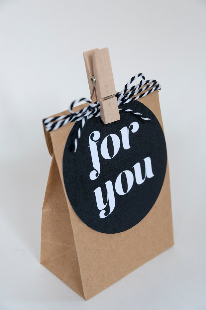 Free Printable Gift Tags For You