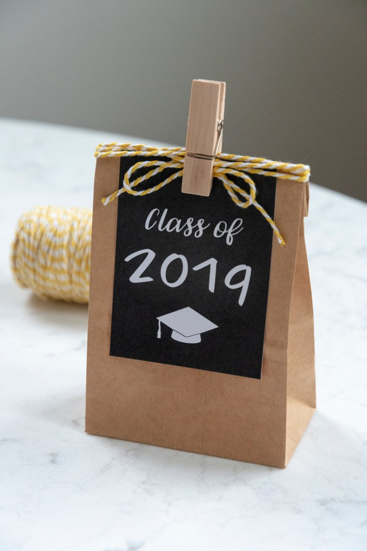 Free Printable Graduation Tags