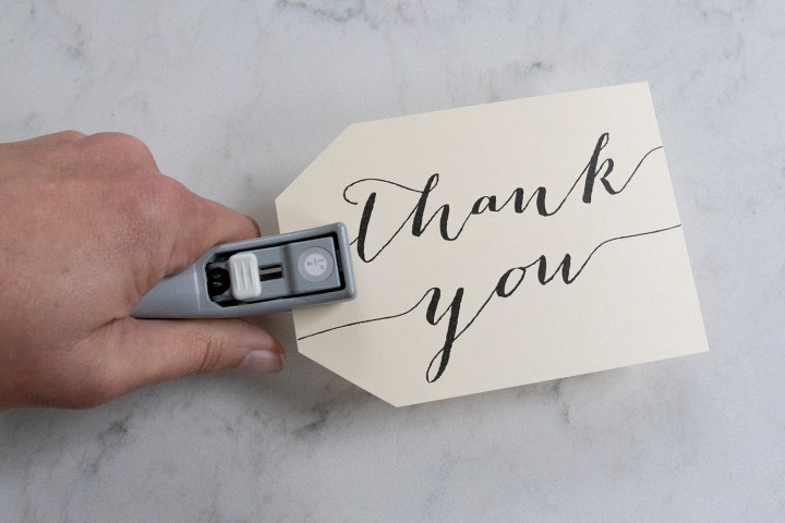 Wedding Free Printable Thank You Gift Tags