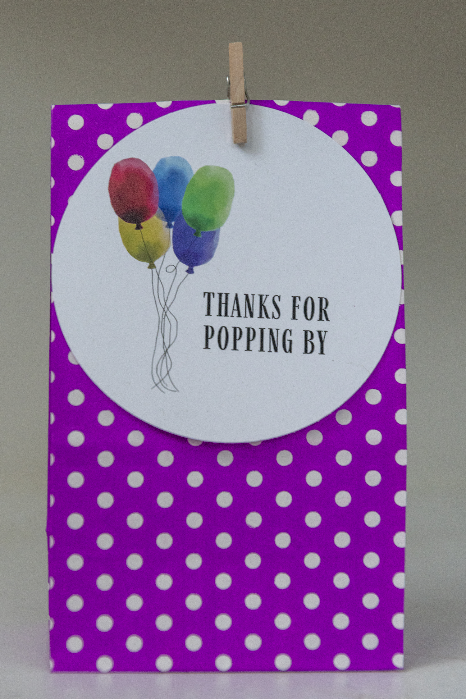 photograph regarding Thanks for Popping by Printable called Due for Popping Via Present Tags FAKING IT Magnificent