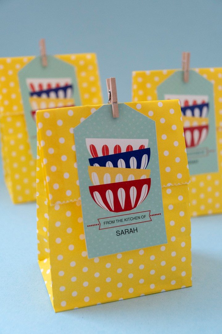 Cathrineholm Gift Tags Free Download