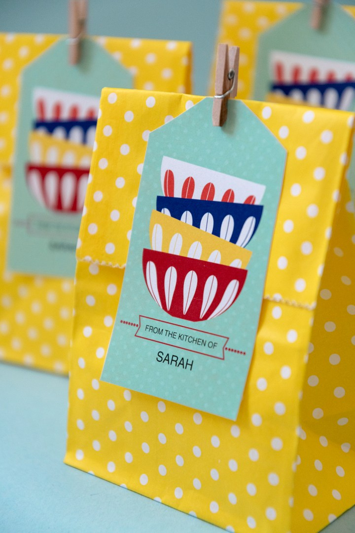 Retro Bowl Free Printable Gift Tags