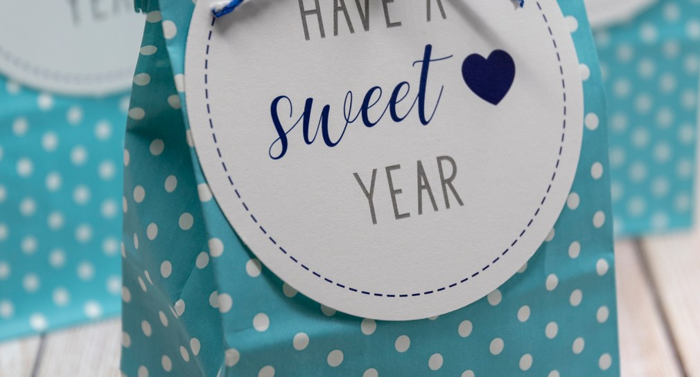 Free Printable Have a Sweet Year Teacher Gift Tags