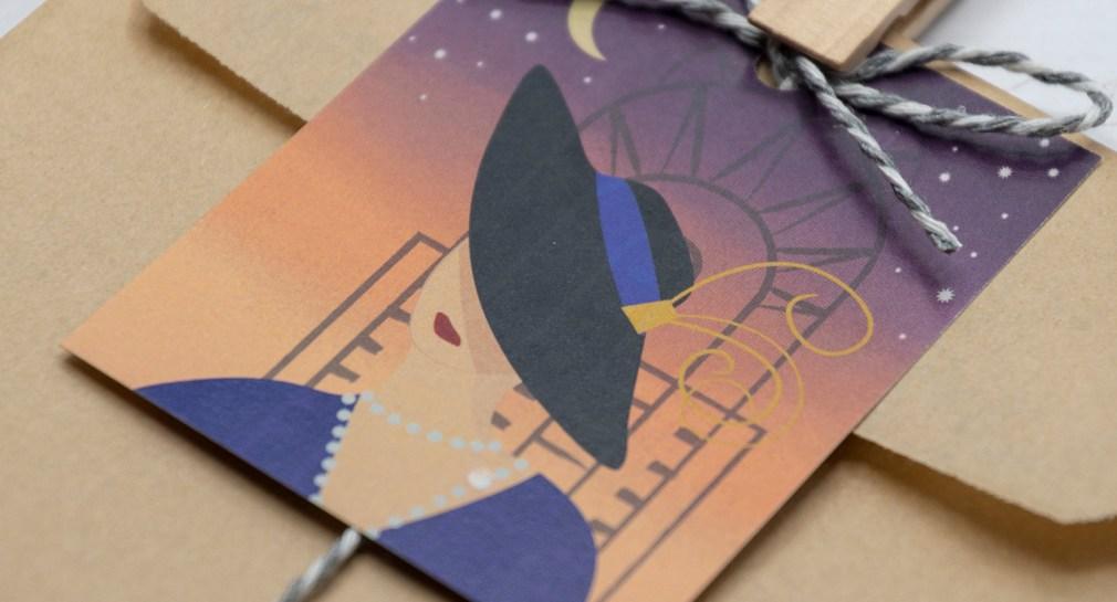 Art Deco Free Printable Gift Tags