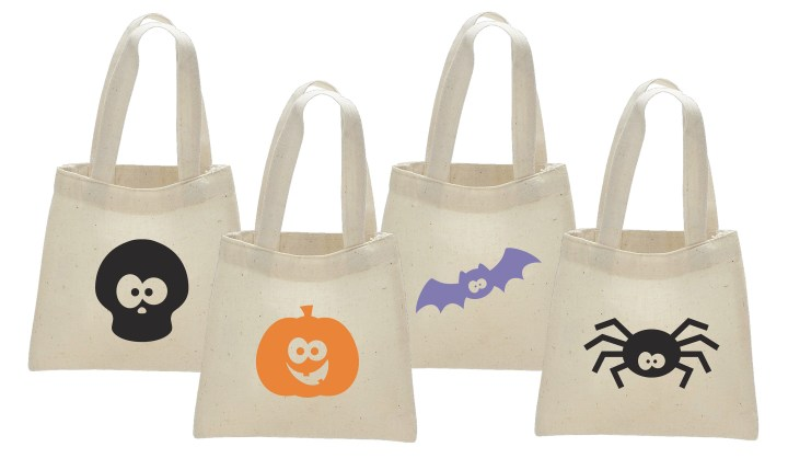 Halloween Favor Treat Bags