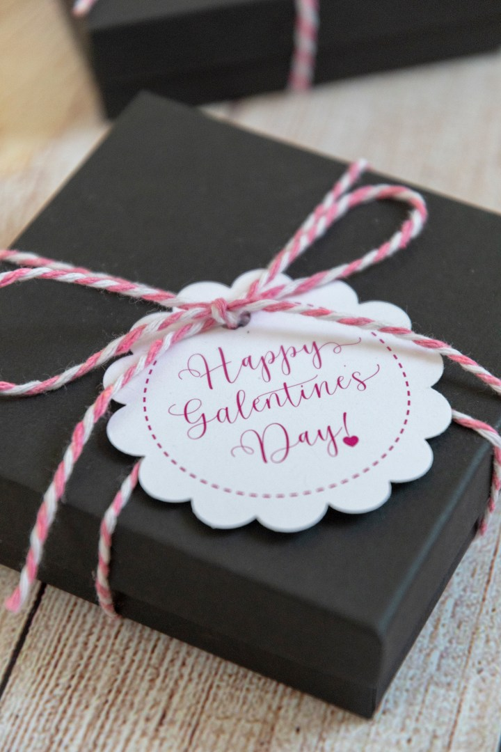 Happy Galentine's Day Free Printable Gift Tags