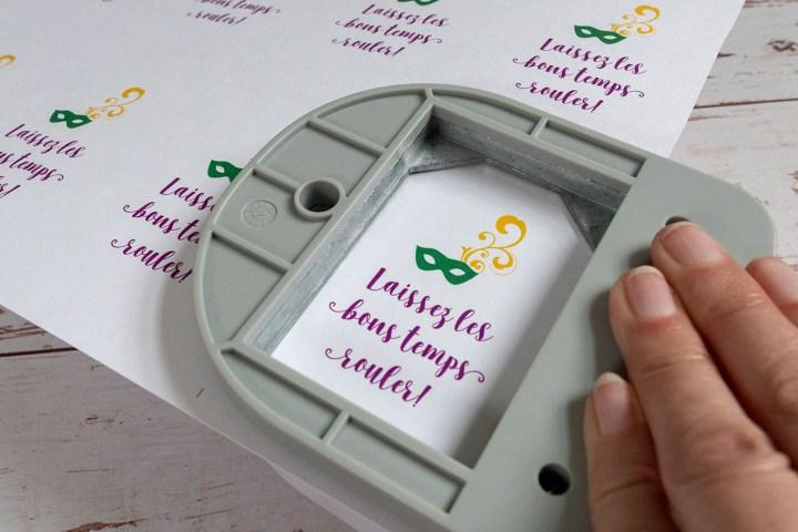 DIY Mardi Gras Printables