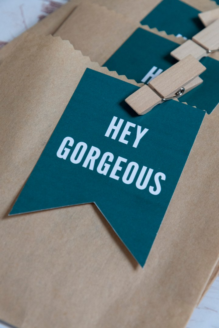 Hey Gorgeous Free Printable Gift Tags