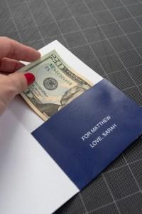 Money Envelope DIY