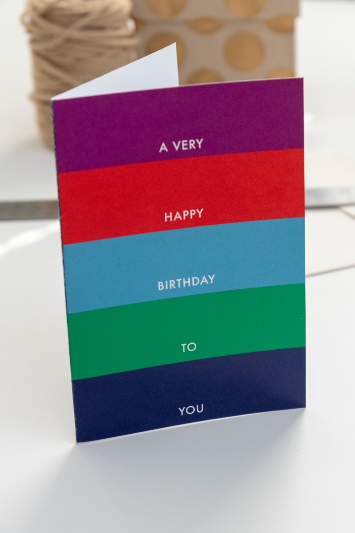 Free Printable Money Holder Birthday Card