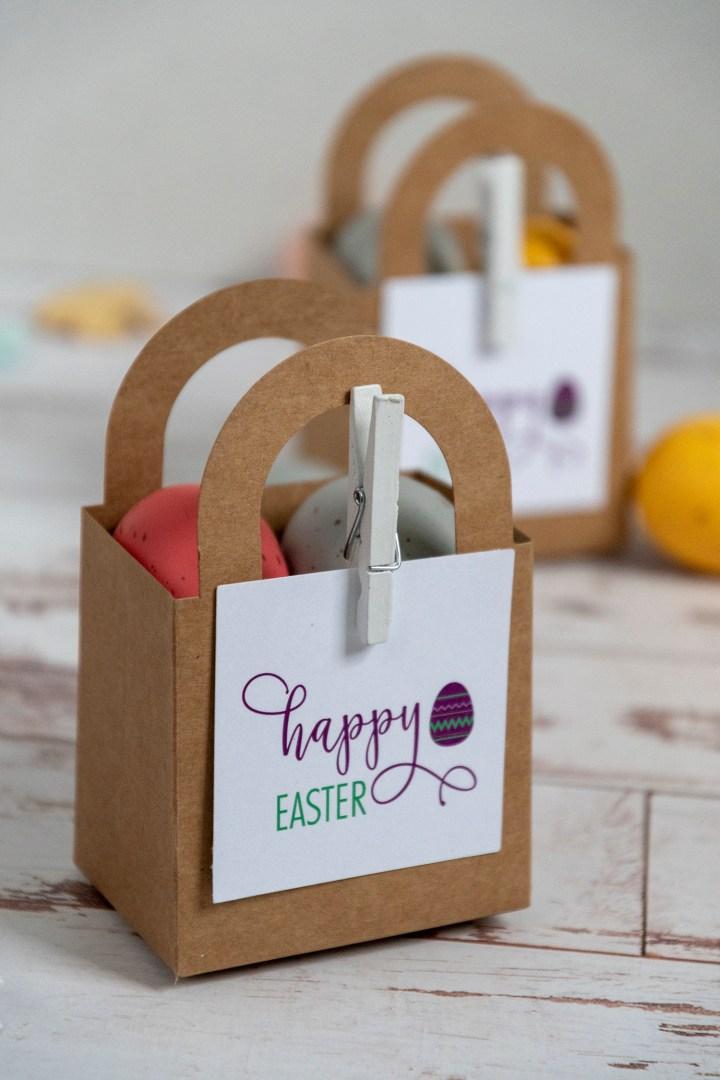Printable Easter Gift Tag Downloadable PDF