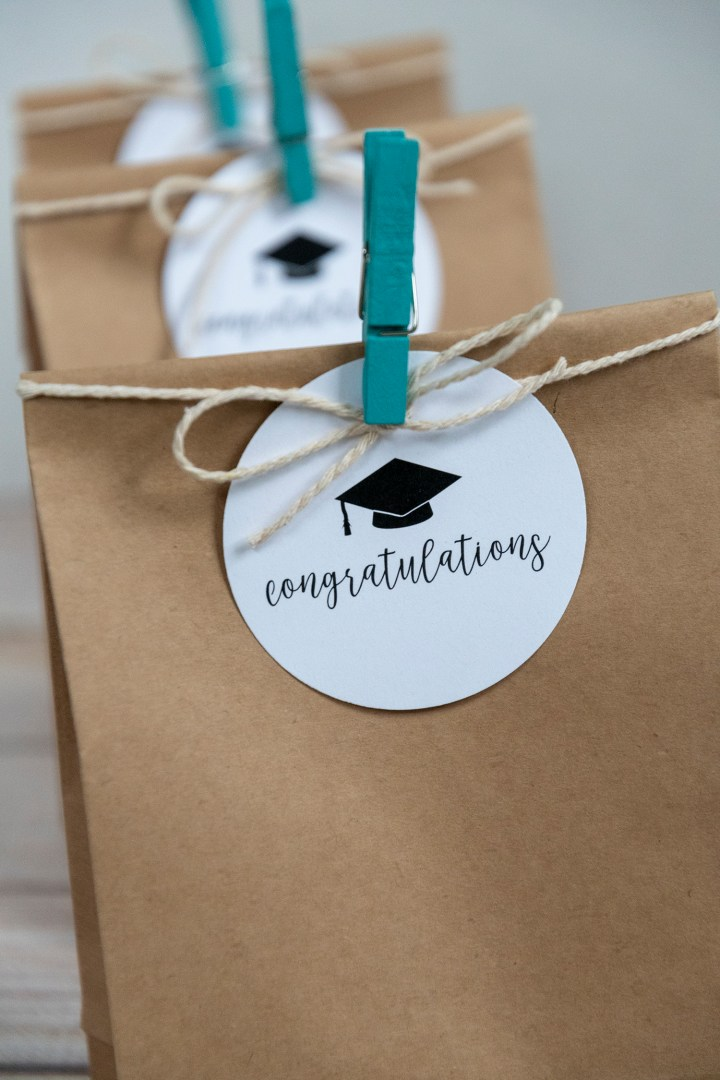 Free Printable Congratulations Graduate Gift Tag