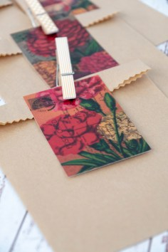Vintage Style Gift Tags