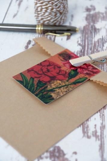 Flower Printable Gift Tags