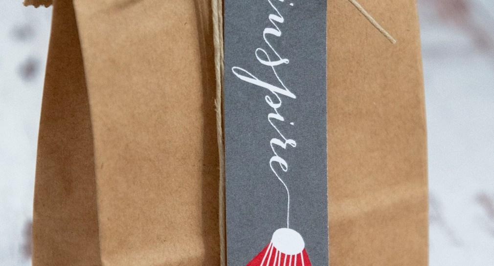 Modern Inspire Printable Gift Tags