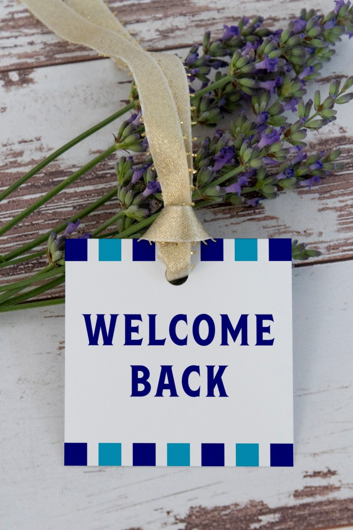 Free Printable Welcome Back Gift Tags