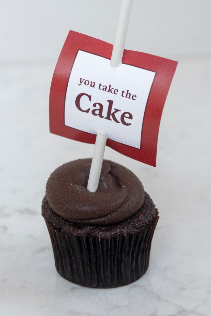 You Take the Cake Tags