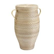 Woven Urn Basket
