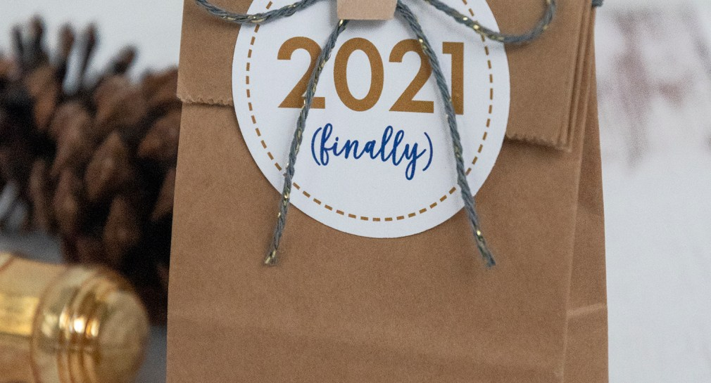 2021 New Year's Free Printable Gift Tags