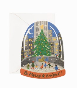 Skating in the City by Rifel Paper Co.