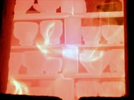 в пещта, Аnagama kiln, ателие, керамика, грънчарство,ceramics, pottery