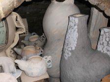 Аnagama kiln, ателие, керамика, грънчарство,ceramics, pottery