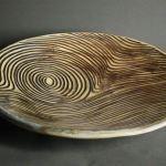 керамична стенна чиния, интериорен съд, декорация за дома, ръчна изработка