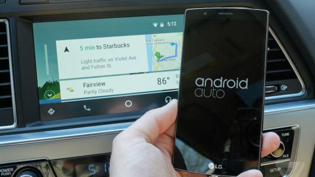 В Toyota не станут использовать Android Auto из соображений безопасности