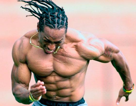 Running för träningspress
