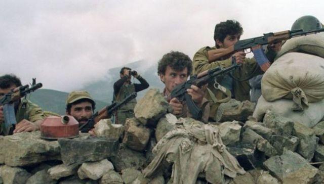 Арменските бойци водиха в Нагорни Карабах някаква по-предишна война