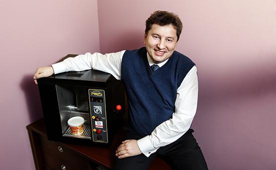 «Съедобный» торговые автоматы: как заработать деньги на продаже еды через автоматические