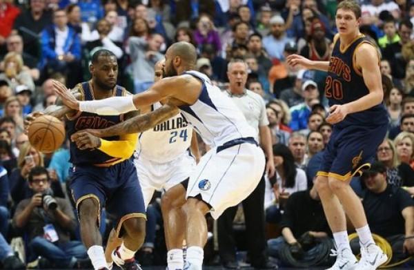 NBA: Кливленд уничтожил Даллас, победы Сан-Антонио и Индианы