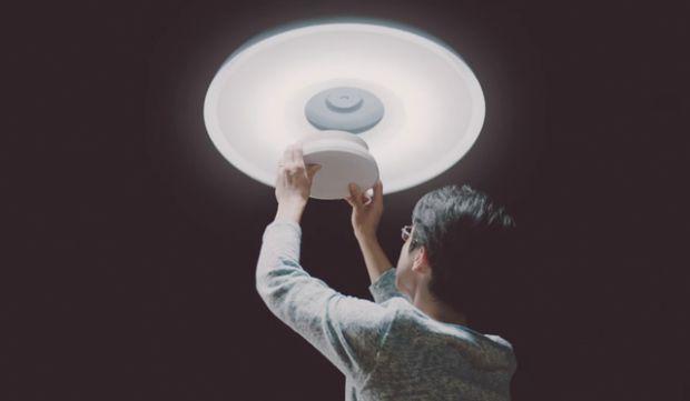 Sony разработала «умный» светильник