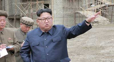 Ким Чен Ын передал послание США через Южную Корею