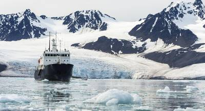 Британия остановит захват Арктики Россией