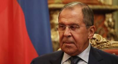 Лавров заявил о провокациях против РФ с помощью биооружия
