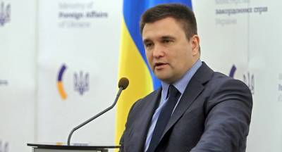 Климкин рассказал о плане восстановления мира в Донбассе