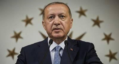 Эрдоган призвал урегулировать карабахский конфликт