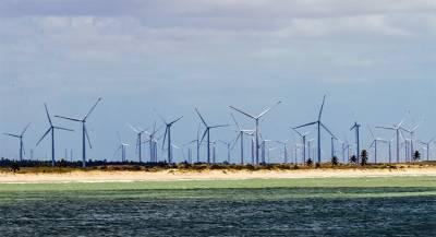 Крупный ветроэнергетический парк построят шведы в Латвии