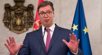 Косово впустило на свою территорию главу Сербии